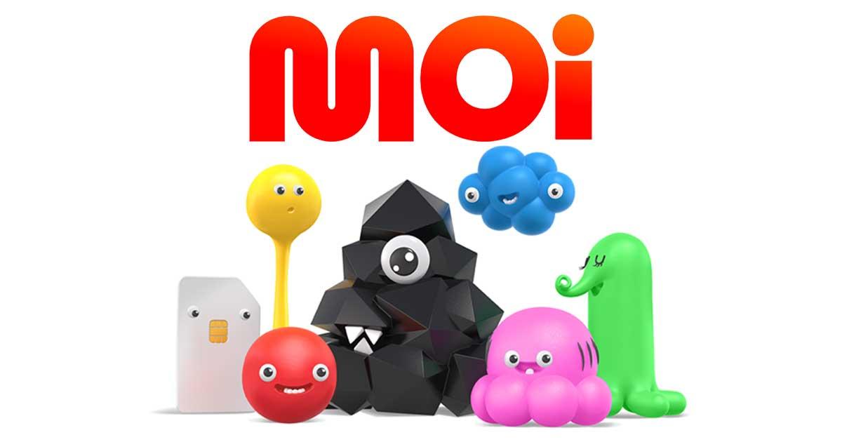 Paras puhelinliittymä on Moi Mobiili 4g